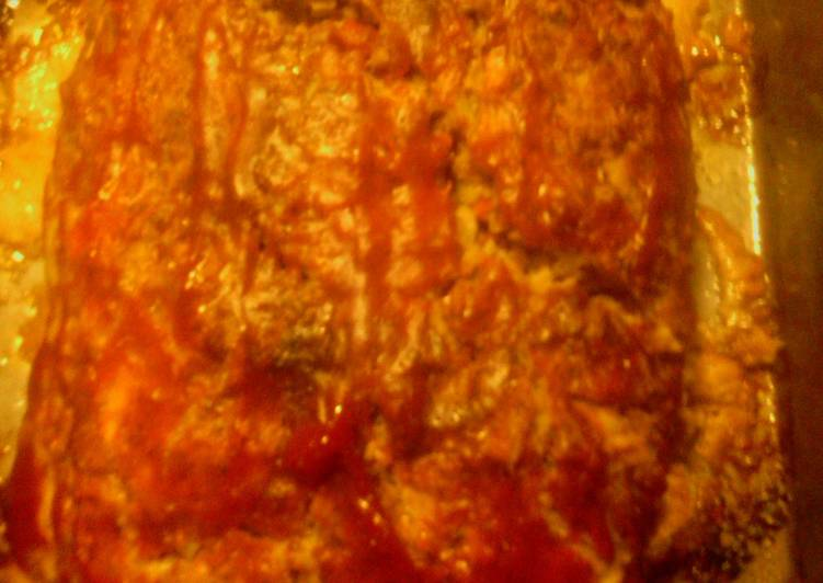 sunshines home style meat loaf