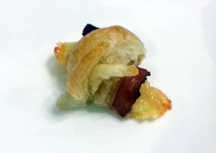 Mini Crescent Puff Pastry