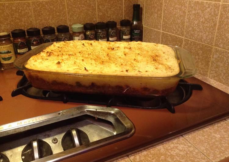 Teeney's American Shepherd's Pie