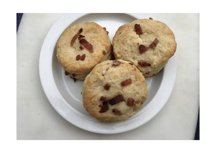 Bacon and Sour Cream Biscuits FUSF