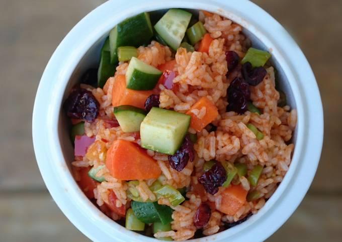 Salsa Vegan Fried Rice