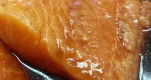 Minute Salmon Marinade