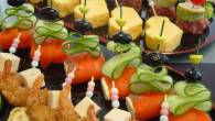 Permalink to Recipe: Yummy Party Hors d'Oeuvres Pinchos