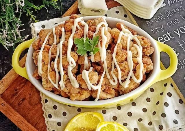 Ayam Tepung Mayonaise