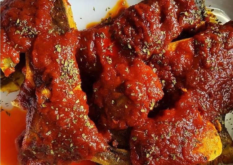 Resepi Ikan Bawal Goreng ~ Resep Masakan Khas