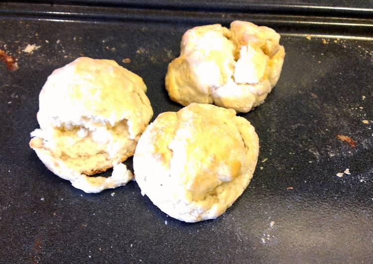 Biscuits from scratch southern style
