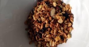 Toasty Coconut Granola