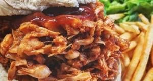 Vegan Jackfruit BBQ