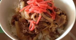 Our Familys Easy and Quick Beef Rice Bowl