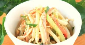 Youll Want Mounds of This Chinese-Style Bean Sprout Salad