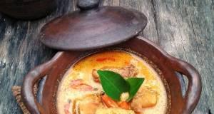 Ayam Lodho khas Trenggalek