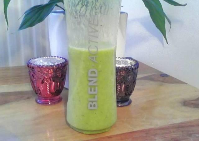 Fruity Green Juice