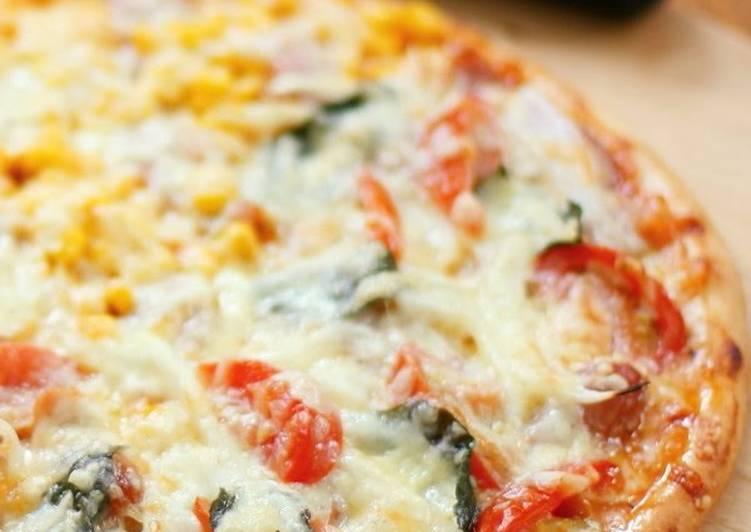 Easy Pizza Dough