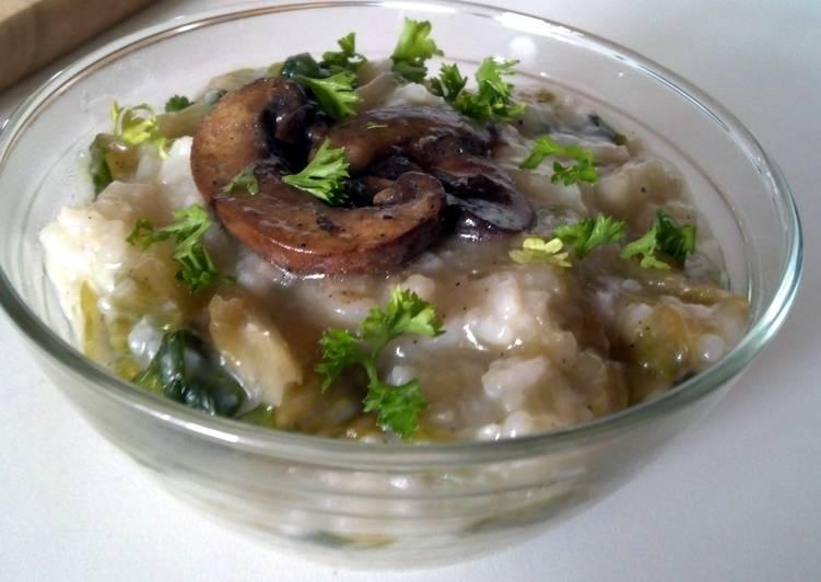 , Recipe: Perfect Chinese Congee( Zhou)