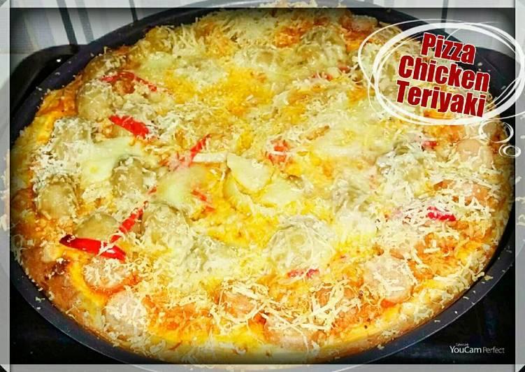 Pizza Chicken Teriyaki