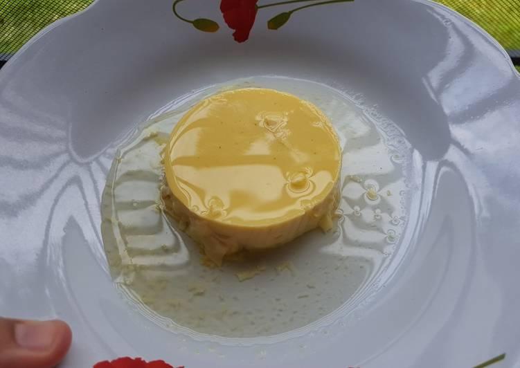 Custard Caramel Pudding