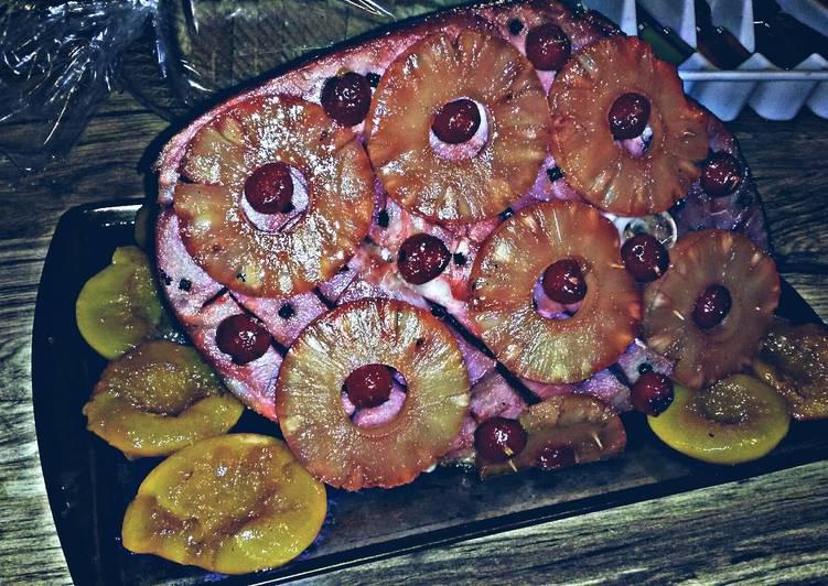 Traditional Ham !!