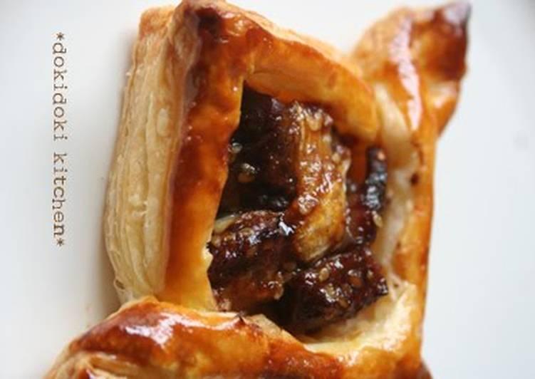 Aussie Beef Yakiniku BBQ Beef Pie