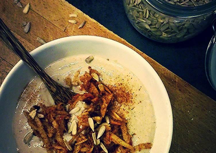 Banana & Tofu Breakfast Bowl