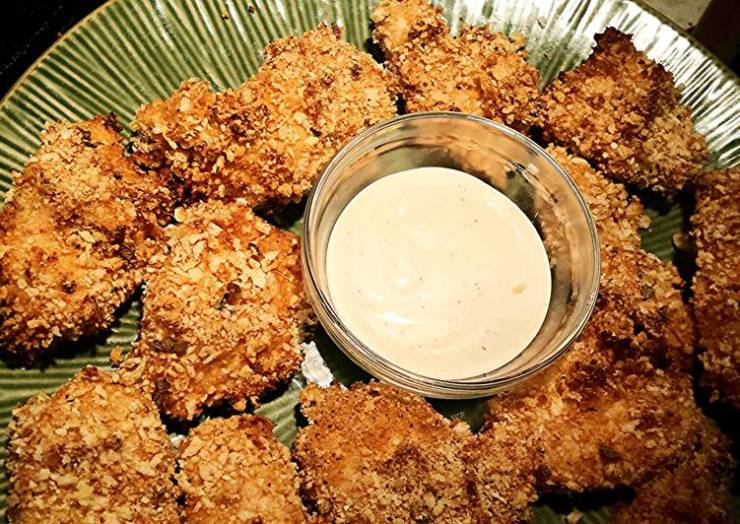 Panko Baked Chicken Strips