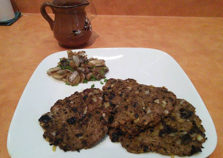 Pacholas (Mexican ground beef)