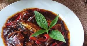 Ikan Sardin Goreng Kicap