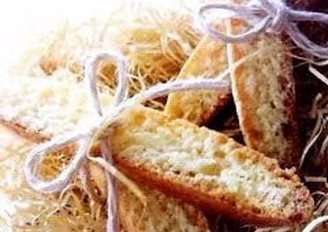 Cheese Biscotti