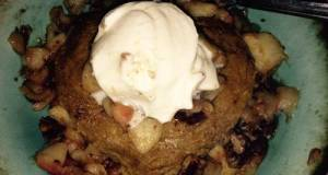 Caramel Apple Pecan Pumpkin Protein Pie Individual, Clean
