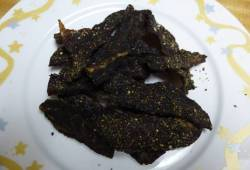 Recipe Sweet And Spicy Cola Pepper Beef Jerky Delicious