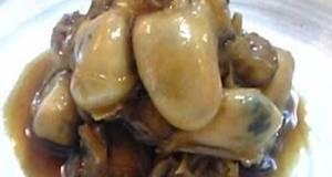 Oyster Shigureni