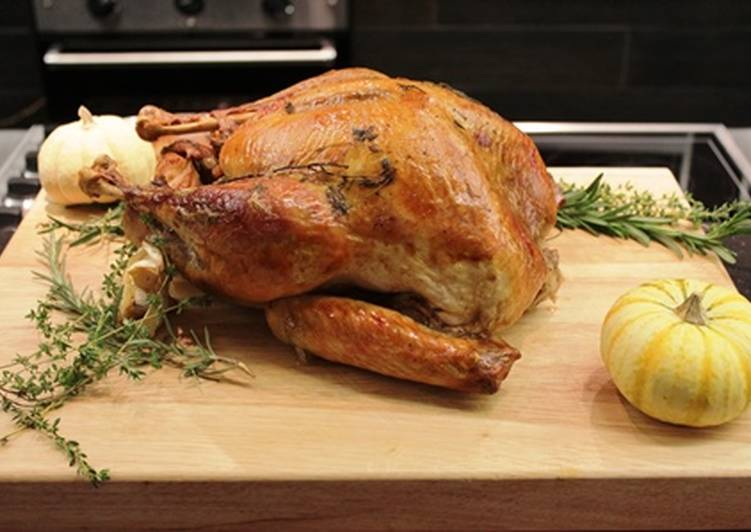 Sous Vide Whole Turkey