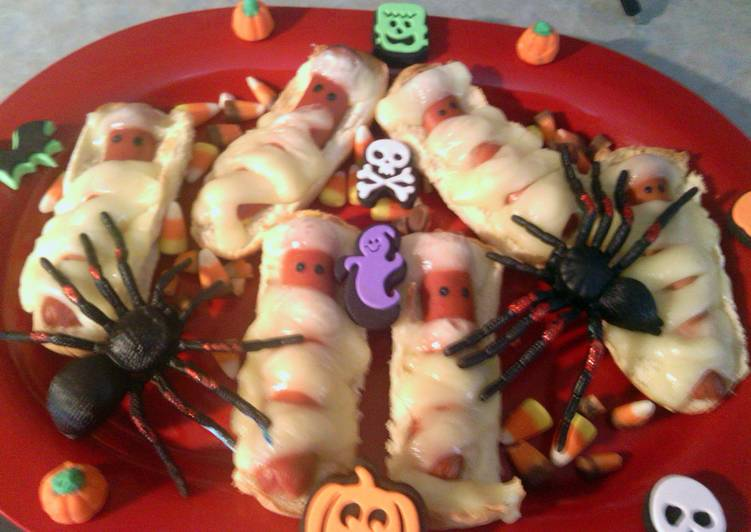 halloweenies mummies