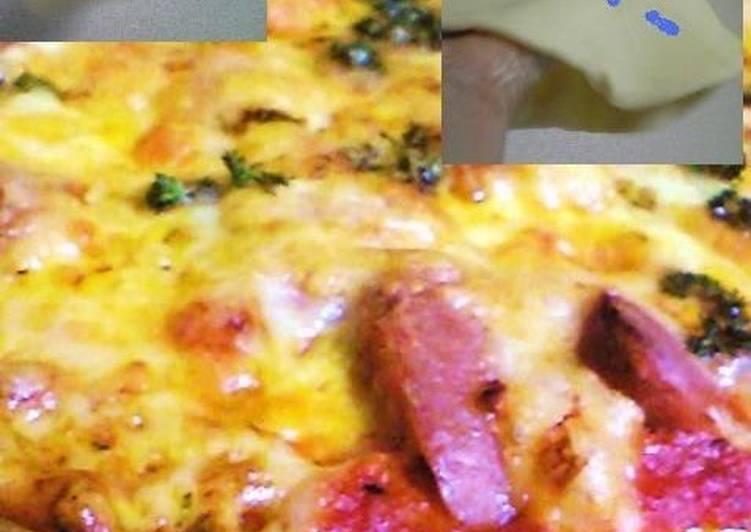 Spinnable Pizza Dough