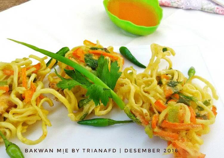 Bakwan Mie