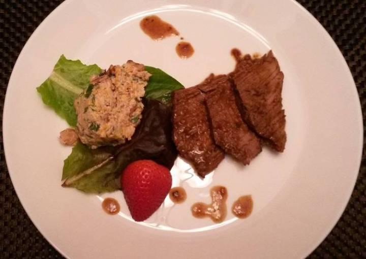 Top Round Sirloin (Beef)
