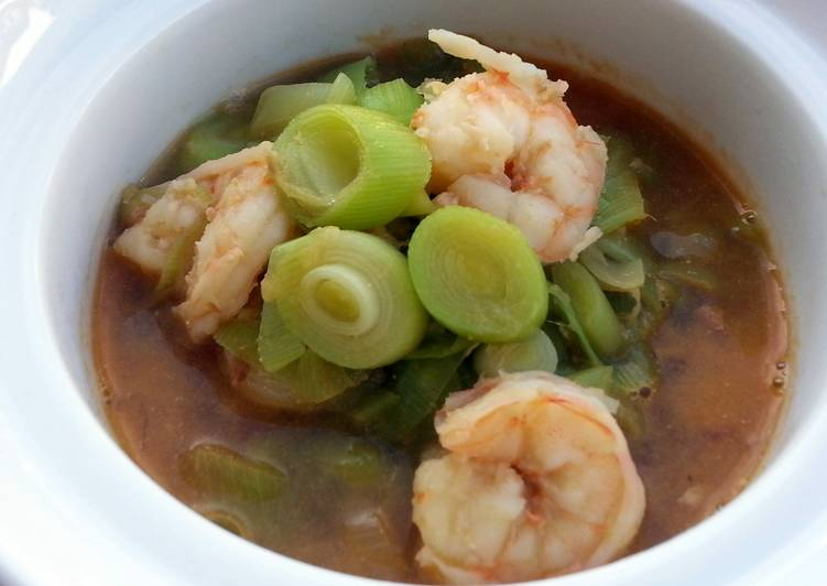 , How to Make Perfect Shrimp And Leeks In Chinese Wine