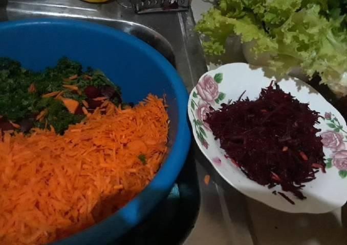 Bizcocho de vegetales para adelgazar