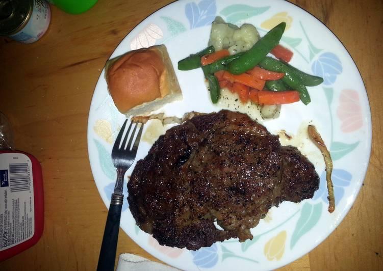 Devine Broiled Steak