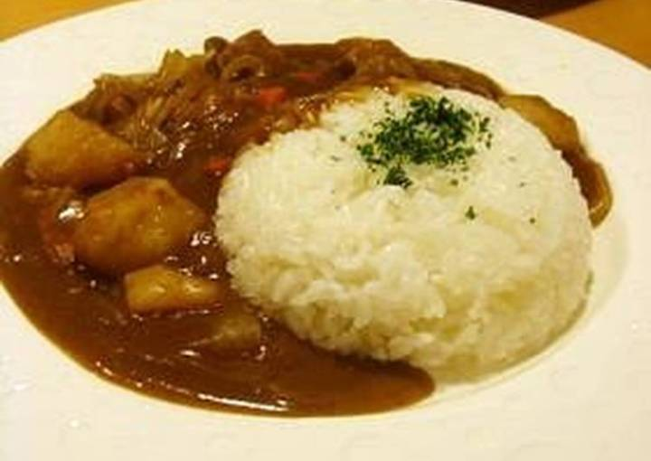 Delicious Curry with Homemade Roux