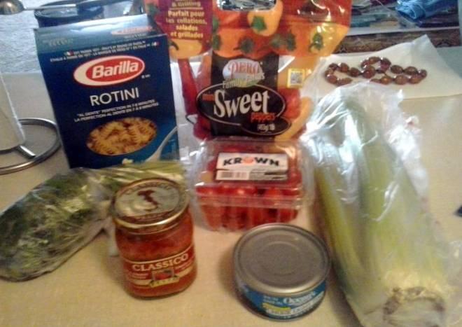 Courtenay's Pasta Salad