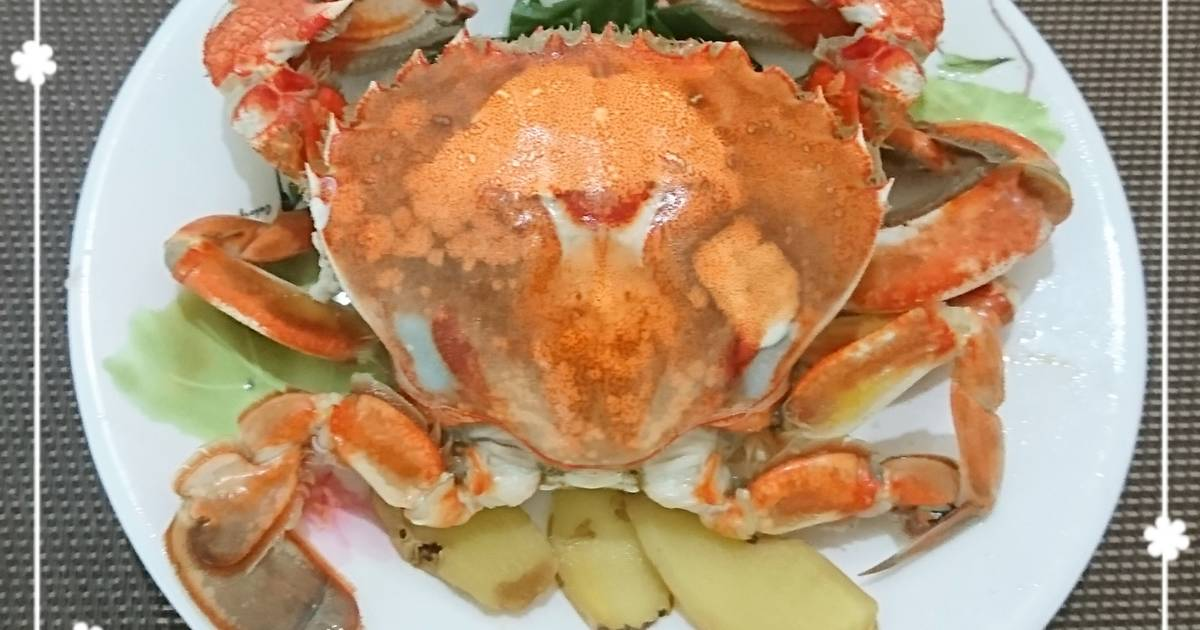 清蒸 螃蟹 食譜,作法共22個 - 全球最大料理網站 - Cookpad