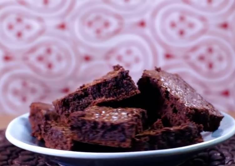 Easiest NUTELLA Brownies Ever!