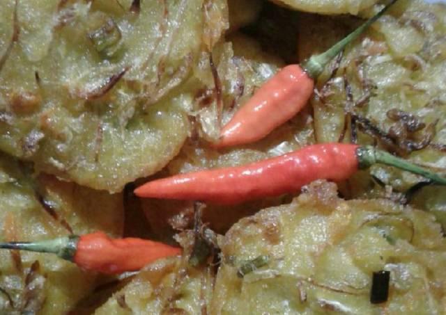 Bakwan sayur Ukhty 24