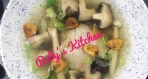 Sup Ayam Jamur