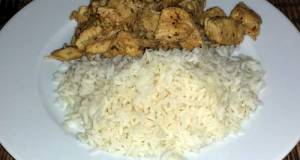 Mild Chiken And Rice