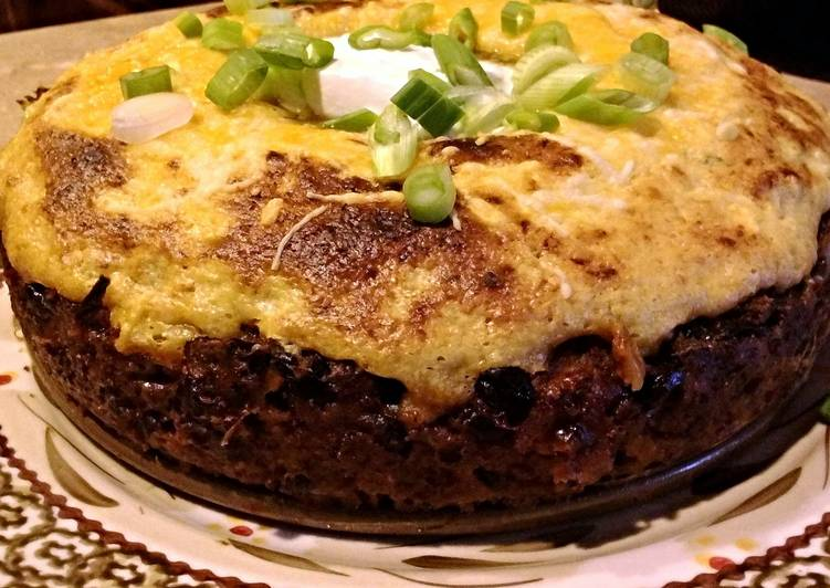 Southwestern Meat Pie