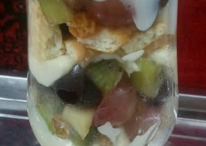 The Easy Fayrouz Trifle