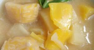 Kolak Singkong,pisang,dan Nangka