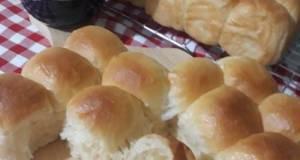 Bubble butter bread