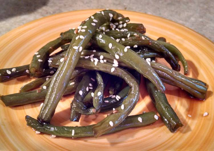 , How to Make Perfect Chinese Green Beans